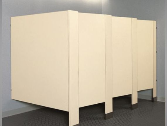 Toilet Partitions & Accessories