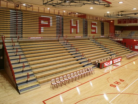 Indoor & Outdoor Bleachers